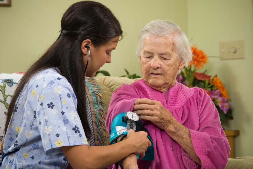 nursing home observation